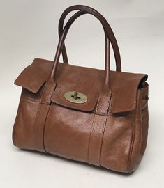 66f33f52410c Authentic MULBERRY tan LEDBURY bag small bayswater BROWN incl DUSTBAG  FREE  P amp P