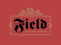 Field Paper Show 2015