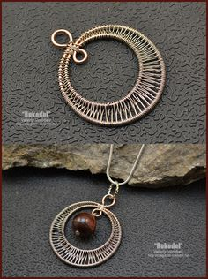 - Wire jewelry tutorial - You are in the right place about DIY Wire Earrings Here we offer you the most Bijoux Wire Wrap, Wire Wrapped Earrings, Bijoux Diy, Wire Wrapped Pendant, Wire Earrings, Silver Earrings, Wire Bracelets, Wire Pendant, Heart Earrings