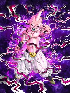 [Uncontrollable Instinct] Kid Buu/Dragon Ball Z: Dokkan Battle