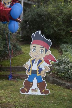 Jake and the Never Land Pirates Birthday Party Supplies #Birthday #Kids #BirthdayExpress