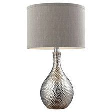 Table Lamps - Style: Glam-Mid-Century-Modern, Material: Crystal-Glass-Metal | Wayfair
