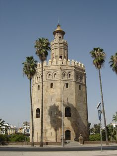 THE TORRE DEL ORO, SEVILLE SPAIN