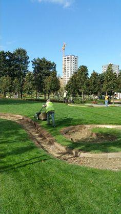 İstanbul, İstanbul konumunda Göztepe 60. Yıl Parkı