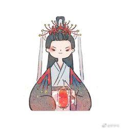 Chibi Boy, Anime Chibi, Cute Sister, Chinese Cartoon, Cute Cartoon Drawings, Daily Drawing, Flower Boys, Simple Art, Anime Art Girl