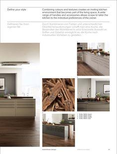 Trend Kitchen catalogue K chen katalog Goldreif Kitchen Catalogue Gold