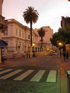 Buenos Aires, Argentina,calle Defensa y Mexico ,San Telmo ,Casco Historico