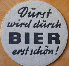 Bierdeckel bedrucken: Anbieter und Tipps - Germanblogs.de