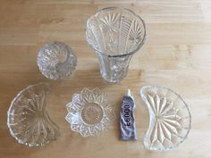 A few dishes, a little glue, and you have a beautiful angel ready for display.  I have included a few light up options as well.  Good for inside or out. You'll…