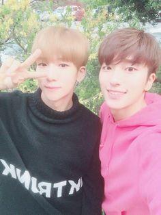 Suhyun & Sebin