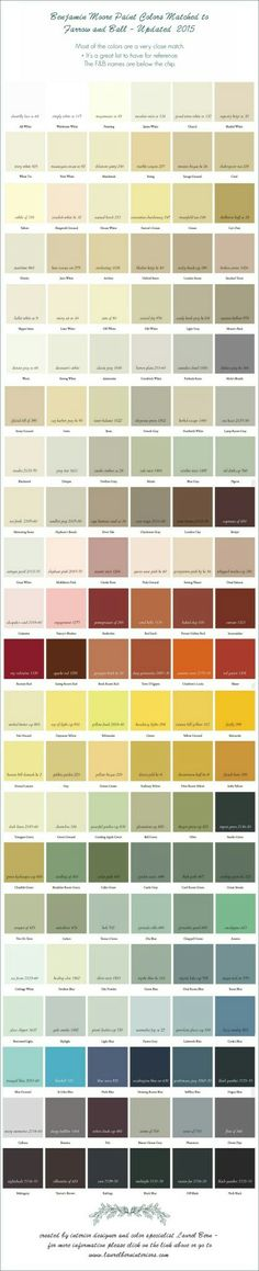 all best paint colours in world rgb chart example farrow ball borrowed light paint create pinterest other federal and world