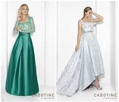 Resultado de imagen de vestidos de madrina largos con precios