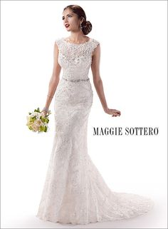 Cassidy - by Maggie Sottero