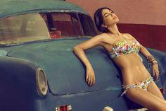 chiara biasi - bikini lovers ss15 - photoshoot in cubaa