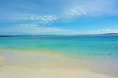 sea in Jervis Bay