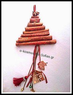 christmas ornament with cinnamon sticks Christmas Bazaar Crafts, Diy And Crafts, Christmas Crafts, Crafts For Kids, Christmas Decorations, Christmas Ornaments, Holiday Decor, Very Merry Christmas, Christmas 2016