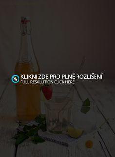 Domácí mátový sirup Homemade, Drinks, Blog, Syrup, Drinking, Beverages, Drink, Blogging, Hand Made