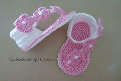 Hawaiana blanco-rosa, Niños y bebé, Patucos