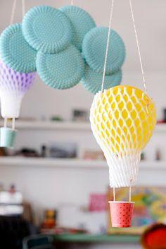 Encontrando Ideias: Tema Balão
