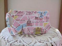 Wristlet Zipper Gadget Pouch Smart Phone Bag by Antiquebasketlady, $11.99 #sylink
