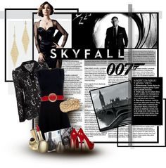 """""""Skyfall"""" by sierra-loves-life ❤ liked on Polyvore"""