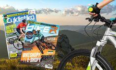 Ročné predplatné časopisov Biker a Cyklistika s cyklomapami a sprievodcom Tour de France 2019