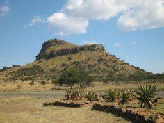 Isandlwana, South Africa