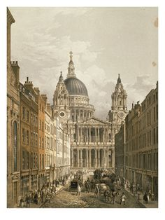 St. Paul's Cathedral Posters at AllPosters.com