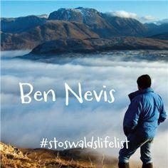 Take on the Ben Nevis Challenge, Britain's highest peak at 4406 feet!