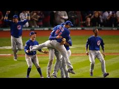 The Chicago Cubs beat the Cleveland Indians in Game 7 of the World Series to clinch their first title since 1908.  Learn more about this story at www.newsy.com/64698/  Find more videos like this at www.newsy.com  Follow Newsy on Facebook: www.facebook.com/newsyvideos Follow Newsy on Twitter: www.twitter.com/newsyvideos