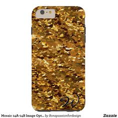 Mosaic 14A-14B Image Options Tough iPhone 6 Plus Case