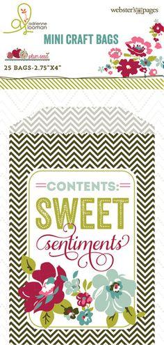 Bulk Bags Sweet Sentiments