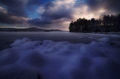 Carpet of Clouds photo--Quabbin Reservoir, MA