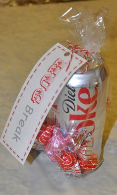 @Michelle Wilwand, made me think of you! Chocolate and Diet Coke. Its not Sonic... but... @Lisa Stott you too!