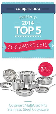Cookware sets are a cost effective way of getting all your must-have cooking equipment in one easy, good value purchase. Instead of having to find, match & buy pots, pans & saucepans separately, a good quality set is a hassle-free investment that will last a lifetime. Whether you are upgrading an outdated set or are moving into your own place for the first time, this comprehensive shopping guide will help find the absolute perfect set for you.