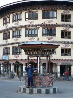 Traffic policeman, Thimphu - Thimphu - Wikipedia, the free encyclopedia