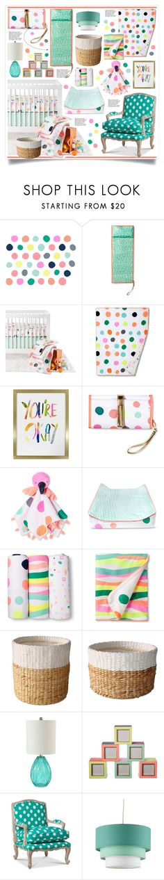 """Oh Joy! Nursery Decor"" by hmb213 ❤ liked on Polyvore featuring interior, interiors, interior design, maison, home decor, interior decorating et Creek Classics"