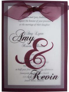 Fabulous Vellum Wedding Invitations with Vellum Wedding Invitations Ideas for Your Cards Inspiration