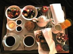 Tips for the Perfect Breakfast in Bed