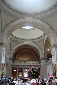 NYC - Metropolitan Museum of Art - Lobby by wallyg, via Flickr
