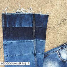 Ousada, fashionista e trendy: Saia da rotina, aposte no jeans Pantacourt Gdoky! ;) #Gdokyjeans #Use #Ouse #Arrase
