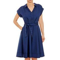 Caracter Blu dress