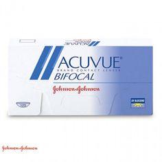 $32 Acuvue Bifocal - 6 Lentes - 32€