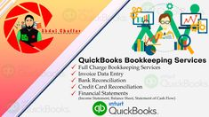 My Full Charge Bookkeeping services will take care your QuickBooks online or Xero Accounting to keep update. We are Team of Pro advisors who are   QuickBooks Data Entry Accounts Payable (Bill Pay) Accounts Receivable (Invoicing) Bank Account Reconciliations Credit Card Reconciliations Virtual Office Staff Services After-Hours and Holiday Services to keep your books current!