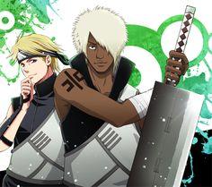 Tags: Anime, Tsukuyomi Kou, NARUTO, Darui, C (NARUTO)
