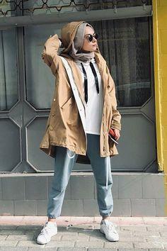 Hijab Styles 733383120559886098 - 43 super ideas fashion hijab chic dress styles İslami Erkek Modası 2020 Source by lovechristens Modern Hijab Fashion, Street Hijab Fashion, Hijab Fashion Inspiration, Muslim Fashion, Modest Fashion, Fashion Outfits, Fashion Tips, Hijab Casual, Hijab Chic