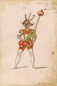 Studio of Daniel Rabel | ca. 1578-1637 | Musique grotesque pour la sérénade | The Morgan Library & Museum