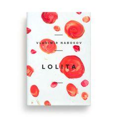 Ficticious Lolita cover. Brush strokes by Alvaro Dominguez.