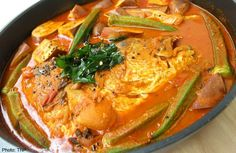 Fish head curry | The Straits Times SoShiok