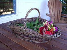 Плетение из ивы: садоводам и всем, кто на фазенде